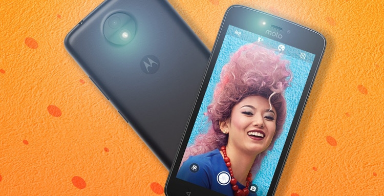 Motorola Moto C Camera