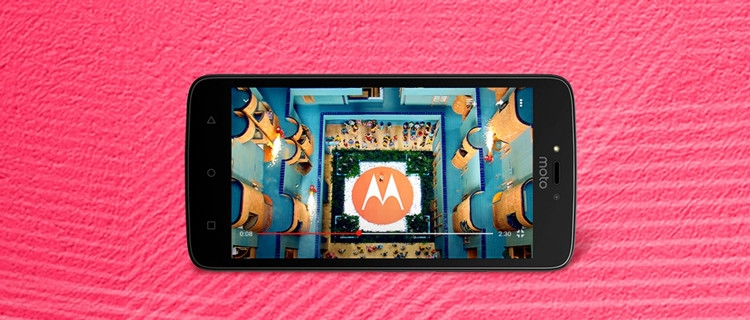 Motorola Moto C Processor