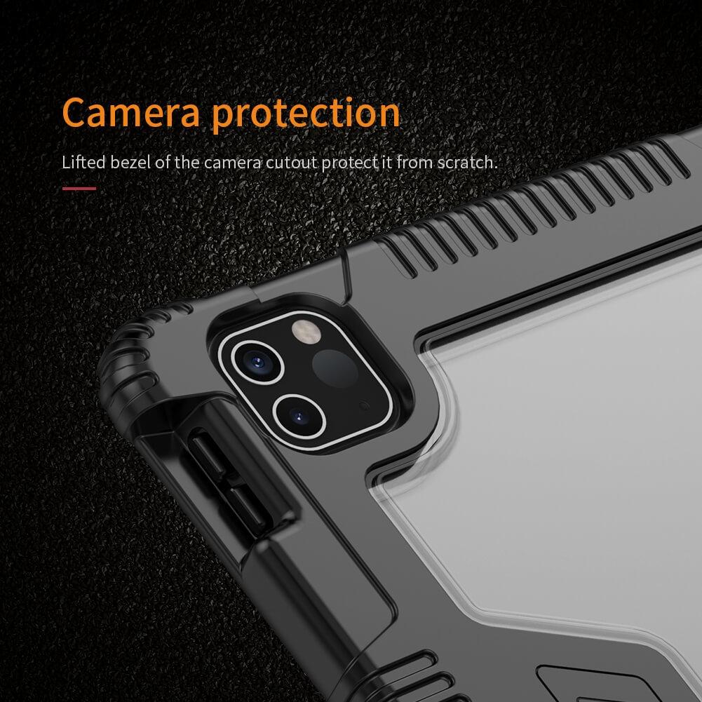 Nillkin Bumper Leather cover case for Apple iPad Pro 11 (2020)