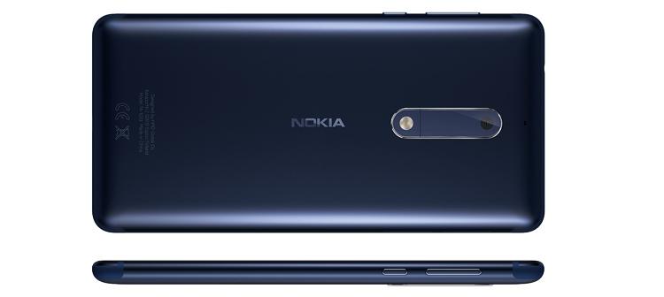 Nokia 5 Body