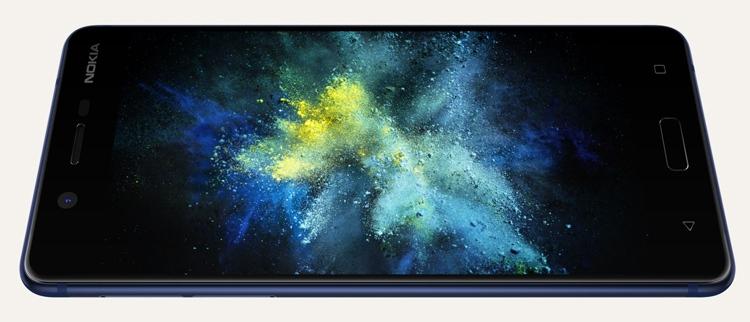 Nokia 5 Screen
