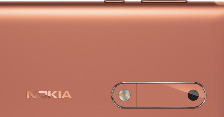 Nokia 5 Back Camera
