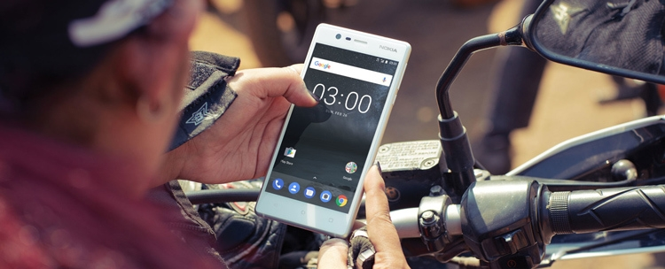 Nokia 3 Screen