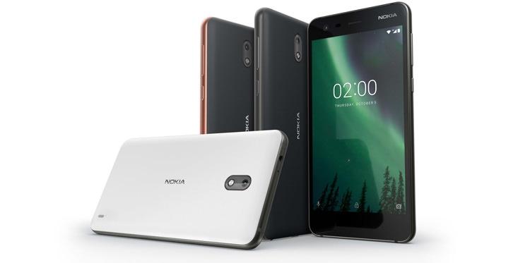 Nokia 2 Body