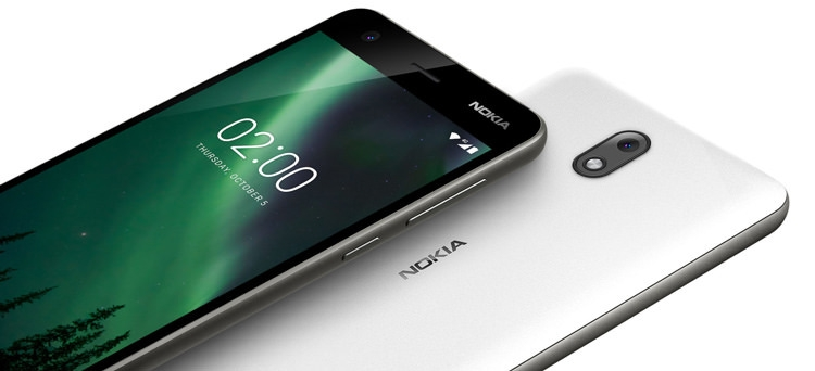 Nokia 2 Screen