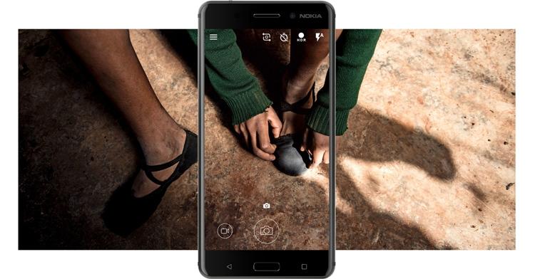 Nokia 6 Back Camera