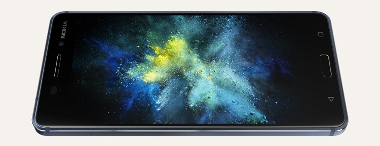 Nokia 6 Screen