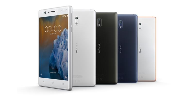 Nokia 3 Design