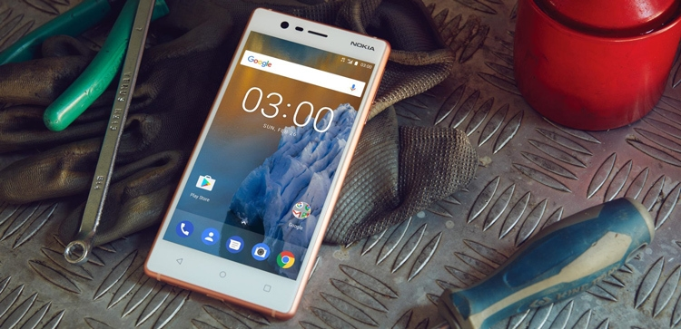 Nokia 3 Performance