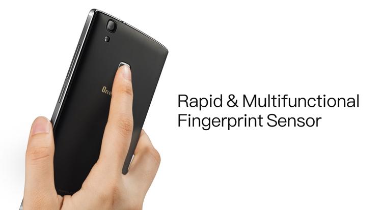OneClick Pop II Fingerprint Sensor