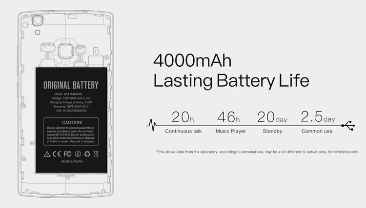 OneClick Pop II Battery