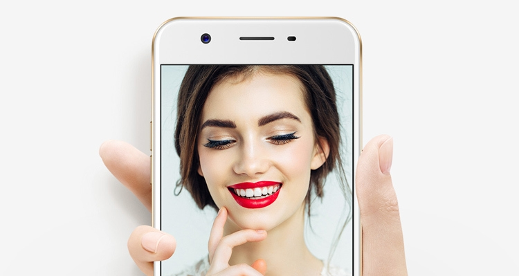 Oppo A57 Front Camera