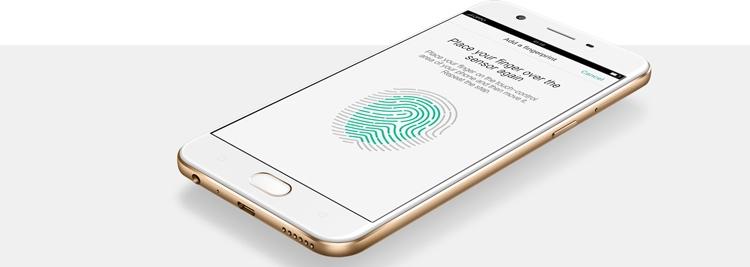 Oppo A57 Fingerprint Sensor