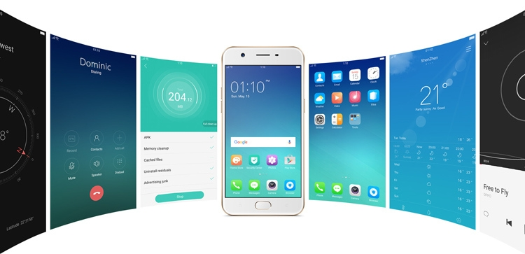 Oppo A57 Android