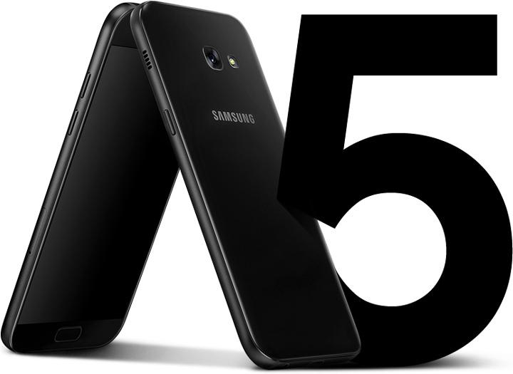 Samsung Galaxy A5 (2017) Design