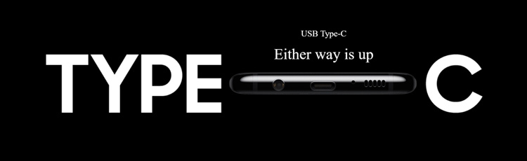 Samsung Galaxy S8+ USB Type C Port