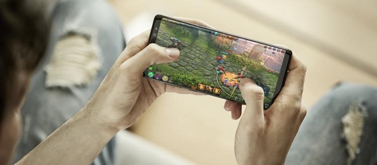Samsung Galaxy Note8 Performance