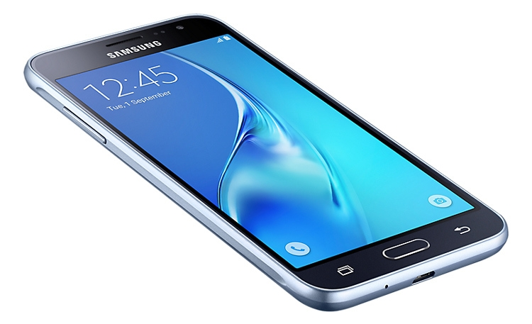 Samsung Galaxy J3 (2016) Processor