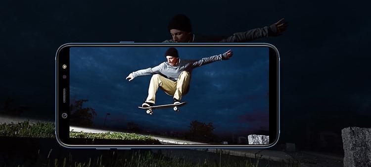 Samsung Galaxy A6 (2018) Back Camera