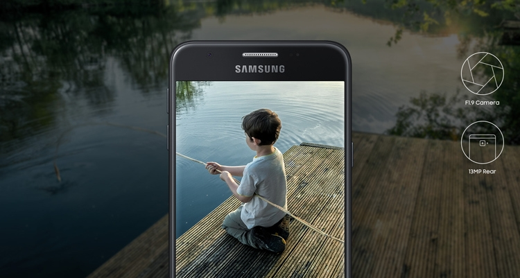 Samsung Galaxy J7 Prime Camera
