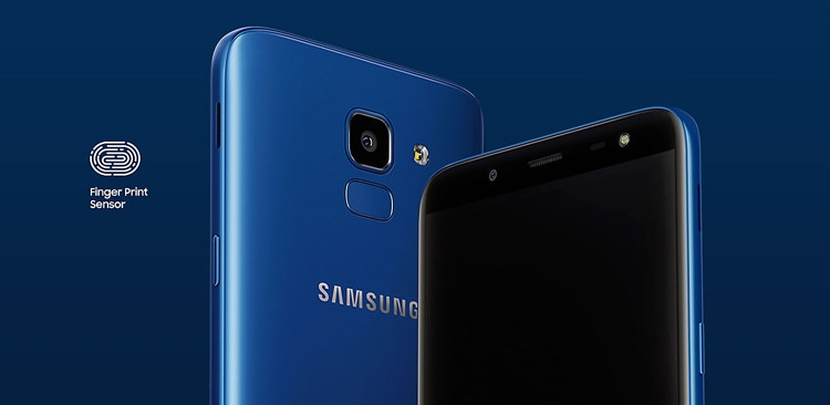 Samsung Galaxy J6 Design