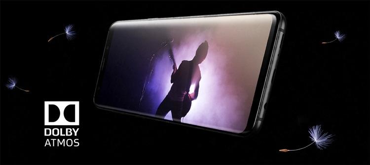 Samsung Galaxy S9+ Audio