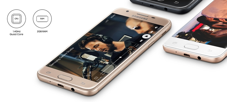 Samsung Galaxy J5 Prime Performance