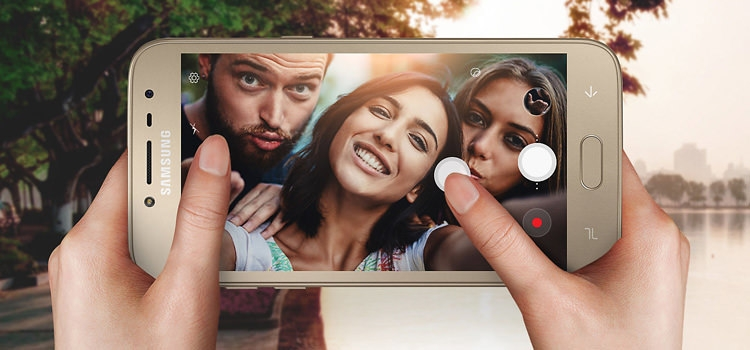 Samsung Galaxy Grand Prime Pro Camera