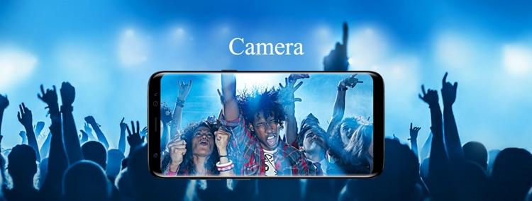 Samsung Galaxy S8+ Back Camera