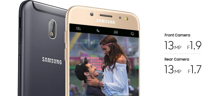 Samsung Galaxy J7 Pro (2017) Camera