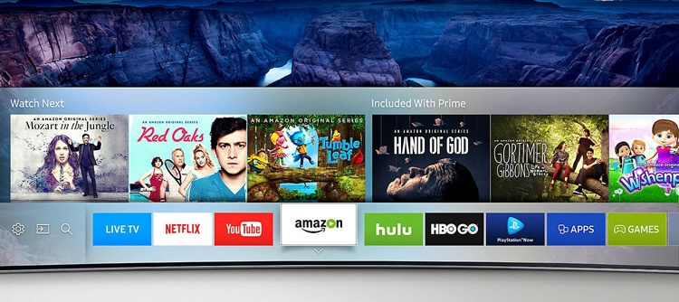 Order UA49N5300 - 49-inch Full HD Smart TV With Built-In