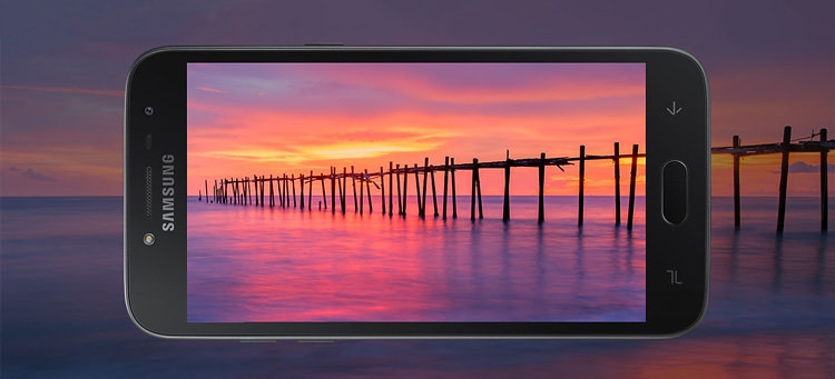 Samsung Galaxy Grand Prime Pro Screen