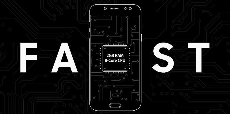 Samsung Galaxy J5 Pro (2017) Duos Processor