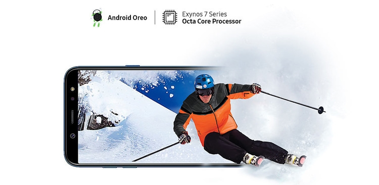 Samsung Galaxy A6 (2018) Processor