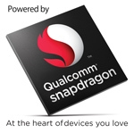 Powered by Qualcomm Snapdragon Processor