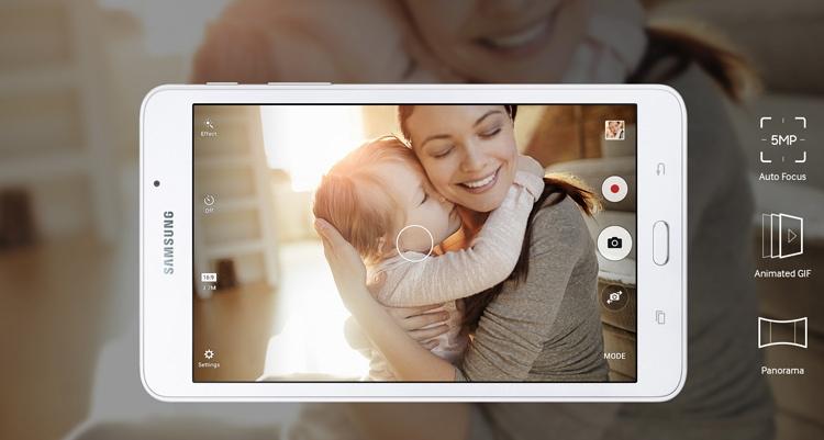 Samsung Galaxy Tab A 7.0 (2016) Camera