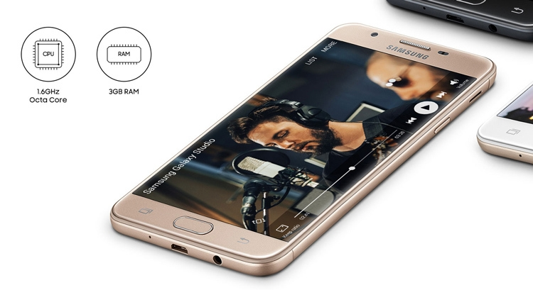 Samsung Galaxy J7 Prime Performance