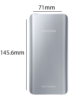 Samsung EB-PN920UFEG Fast Charging Battery Pack - 5200mAh Physical Features