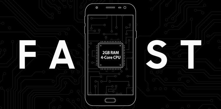 Samsung Galaxy J3 Pro (2017) Duos Processor