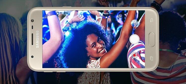 Samsung Galaxy J3 Pro (2017) Duos Screen