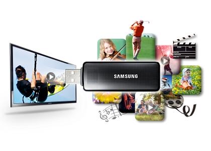 Samsung HG32AC470 USB
