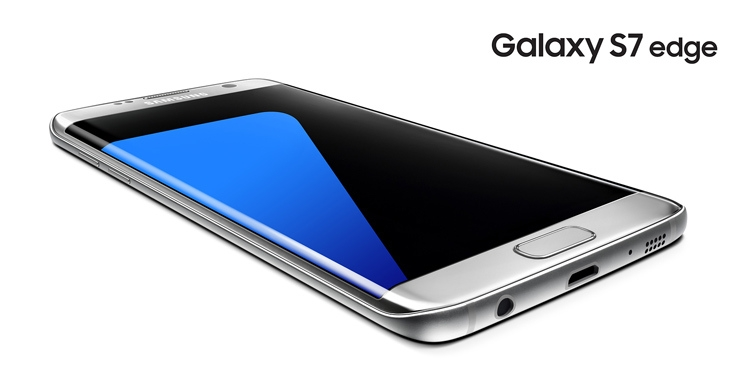 Samsung Galaxy S7 edge Screen
