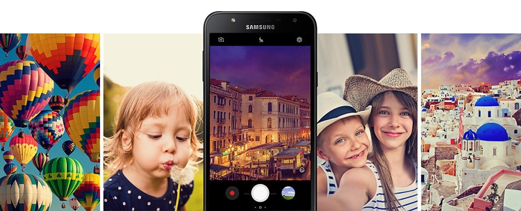 Samsung Galaxy J7 Core Camera