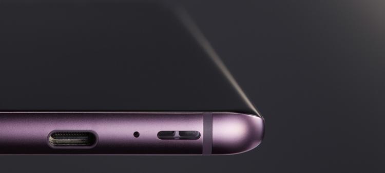 Samsung Galaxy S9+ Port