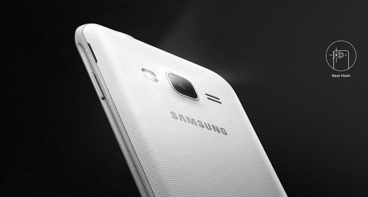 Samsung Galaxy J1 mini prime Camera