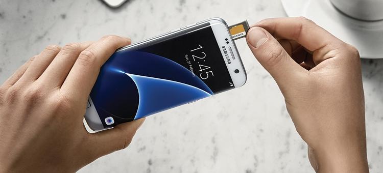 Samsung Galaxy S7 edge Durability
