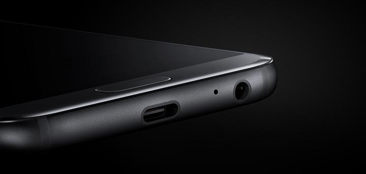 Samsung Galaxy A7 (2017) USB Port