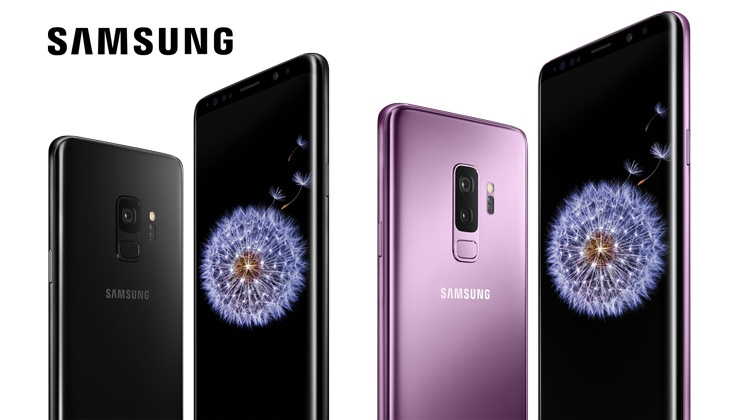 Samsung Galaxy S9+ Mobile Phone