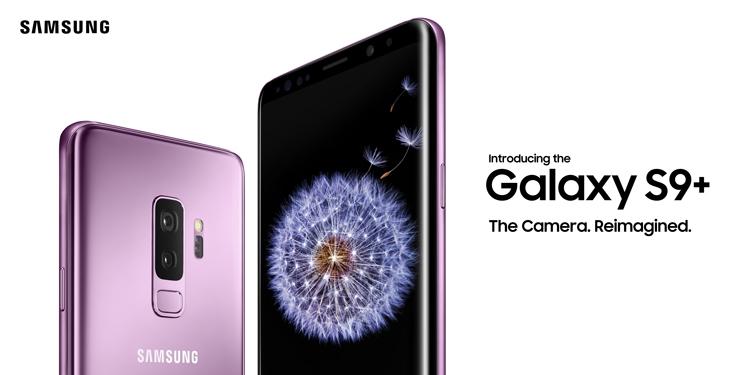 Samsung Galaxy S9+ Battery