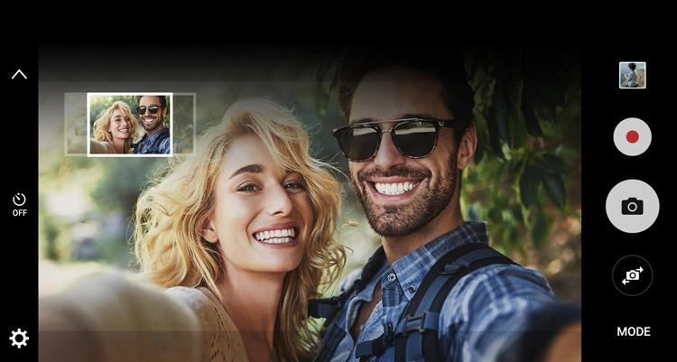 Samsung Galaxy J5 Prime Camera Features